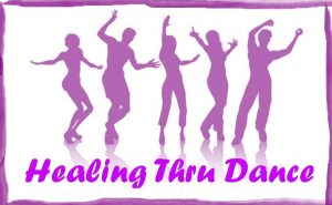 Healing Thru Dance-Galya Journey 3 Session Pass